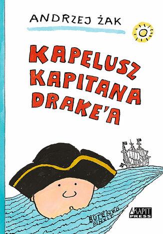Okładka książki/ebooka Kapelusz kapitana Drake'a
