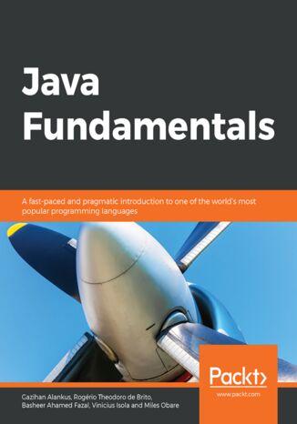 Okładka książki/ebooka Java Fundamentals