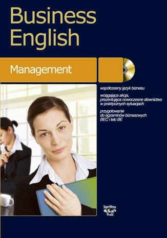 Okładka książki/ebooka Business English Management