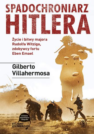Okładka książki/ebooka Spadochroniarz Hitlera