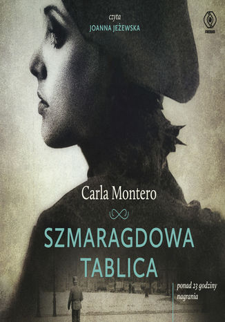 Okładka książki/ebooka Szmaragdowa tablica