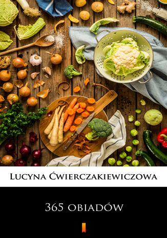 Okładka książki/ebooka 365 obiadów