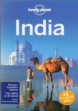 Okładka książki/ebooka India (Indie). Przewodnik Lonely Planet