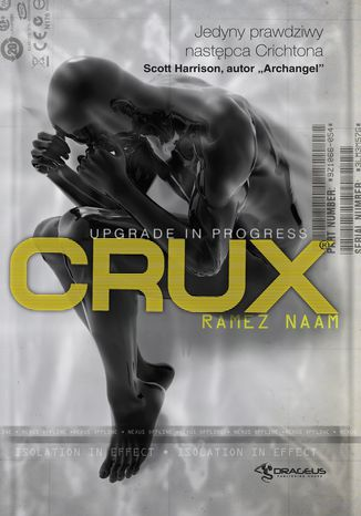 Okładka książki/ebooka Nexus. Tom 2. Crux