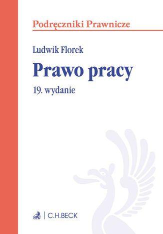 Okładka książki/ebooka Prawo pracy. Wydanie 19