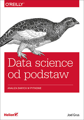 Ebook Data science od podstaw. Analiza danych w Pythonie