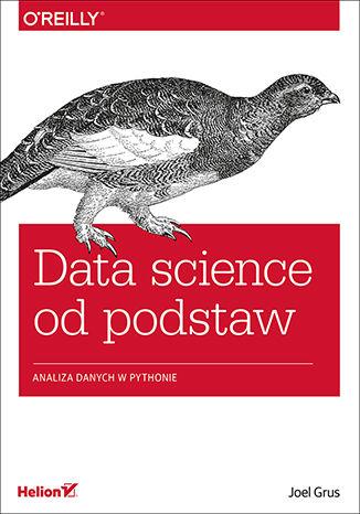Okładka książki Data science od podstaw. Analiza danych w Pythonie