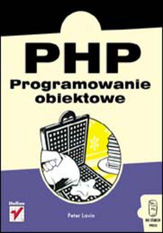 Okładka książki/ebooka PHP. Programowanie obiektowe