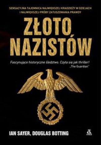 Okładka książki Złoto nazistów