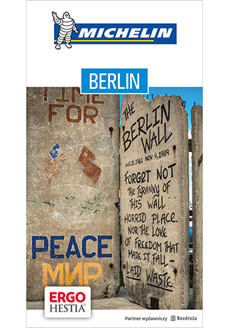 Okładka książki/ebooka Berlin. Michelin. Wydanie 1