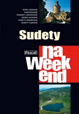 Okładka książki/ebooka Sudety na weekend