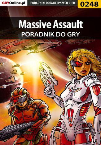 Okładka książki/ebooka Massive Assault - poradnik do gry
