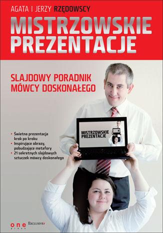 Okładka książki/ebooka Mistrzowskie prezentacje slajdowy poradnik mówcy doskonałego