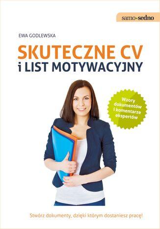 Okładka książki/ebooka Samo Sedno - Skuteczne CV i list motywacyjny