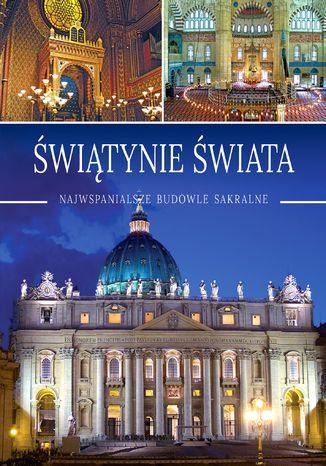 Okładka książki/ebooka Świątynie świata