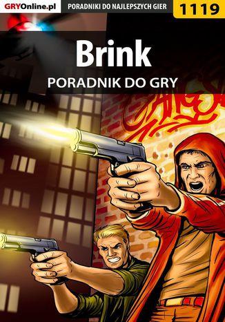 Okładka książki/ebooka Brink - poradnik do gry