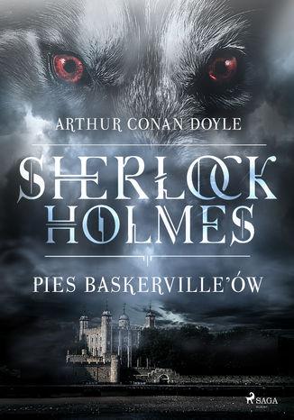Okładka książki/ebooka Pies Baskerville ów