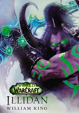 Okładka książki/ebooka World of Warcraft: Illidan