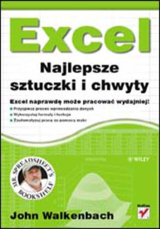 Okładka książki/ebooka Excel. Najlepsze sztuczki i chwyty