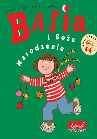 Okładka książki/ebooka Basia i Boże Narodzenie