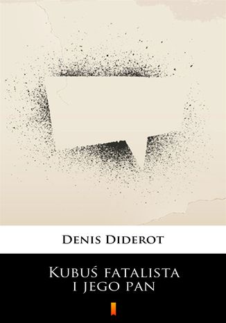 Okładka książki/ebooka Kubuś fatalista i jego pan