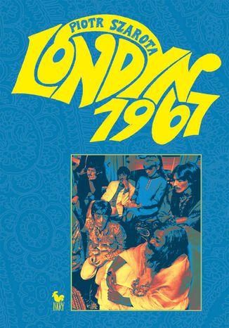 Okładka książki/ebooka Londyn 1967