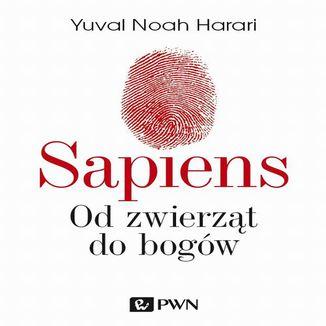 Okładka książki Sapiens. Od zwierząt do bogów