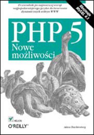 Okładka książki/ebooka PHP 5. Nowe możliwości