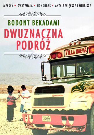 Okładka książki/ebooka Dwuznaczna podróż