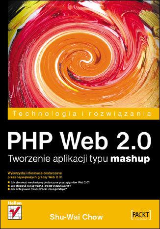 Okładka książki/ebooka PHP Web 2.0. Tworzenie aplikacji typu mashup