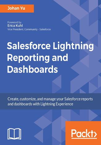 Okładka książki/ebooka Salesforce Lightning Reporting and Dashboards