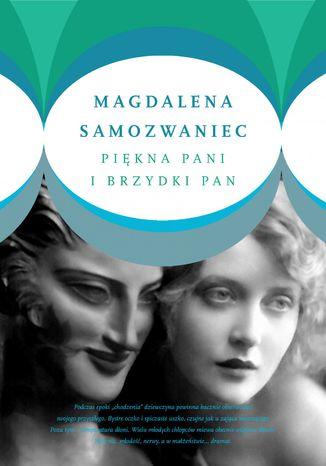 Okładka książki/ebooka Piękna pani i brzydki pan