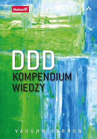 Okładka książki/ebooka DDD. Kompendium wiedzy