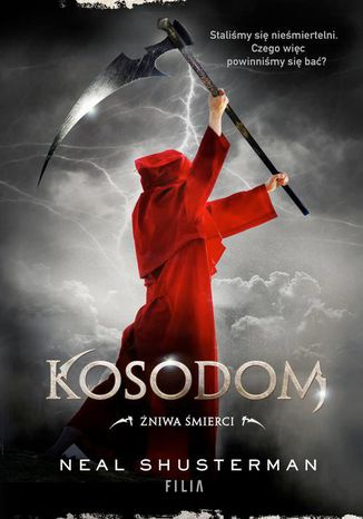 Okładka książki/ebooka Żniwa śmierci II Kosodom