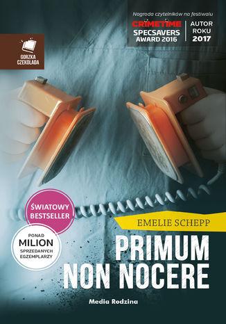 Okładka książki/ebooka Primum non nocere