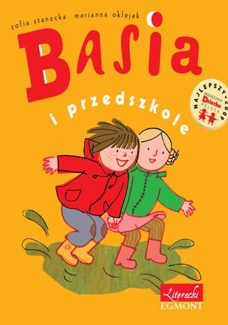 Okładka książki/ebooka Basia i przedszkole