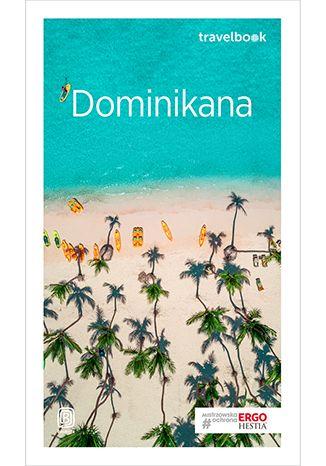 Okładka książki/ebooka Dominikana. Travelbook. Wydanie 1