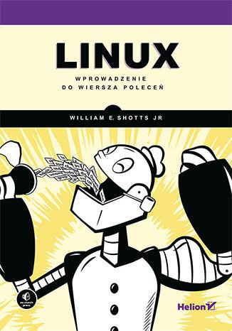 Okładka książki/ebooka Linux. Wprowadzenie do wiersza poleceń