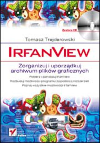 Okładka książki/ebooka IrfanView