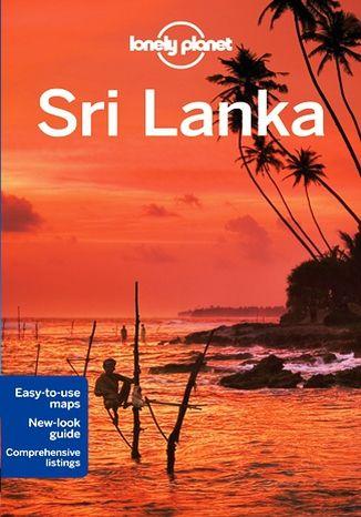 Okładka książki/ebooka Sri Lanka. Przewodnik Lonely Planet