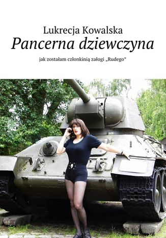 Okładka książki/ebooka Pancerna dziewczyna