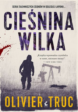 Okładka książki/ebooka Cieśnina Wilka