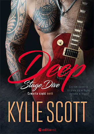 Okładka książki Deep. Stage Dive