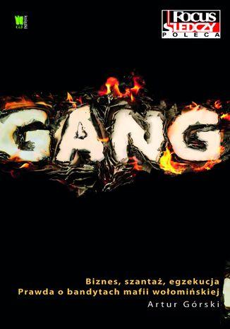 Okładka książki/ebooka Gang