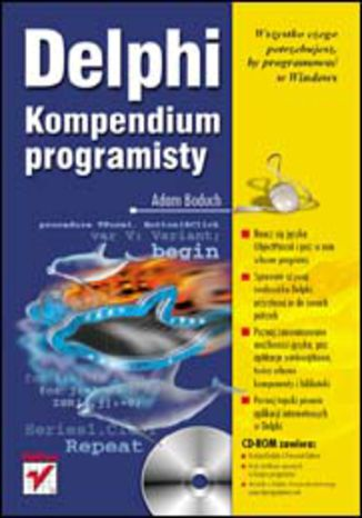 Delphi. Kompendium programisty