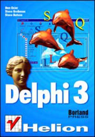 Okładka książki Delphi 3
