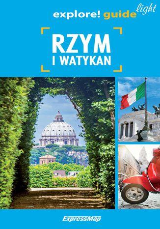 Okładka książki/ebooka Rzym i Watykan light: przewodnik