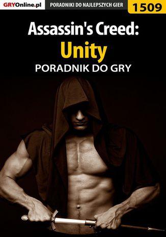 Okładka książki/ebooka Assassin's Creed: Unity - poradnik do gry