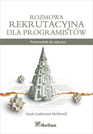 Okładka książki/ebooka Rozmowa rekrutacyjna dla programistów. Przewodnik do sukcesu