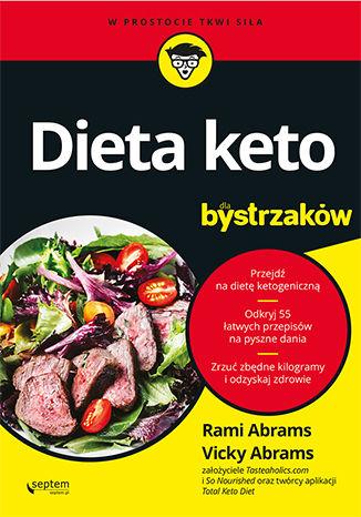 Okładka książki Dieta keto dla bystrzaków